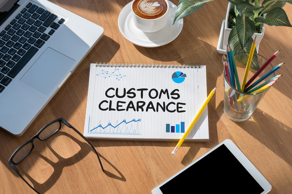 Customs Clearance Notebook