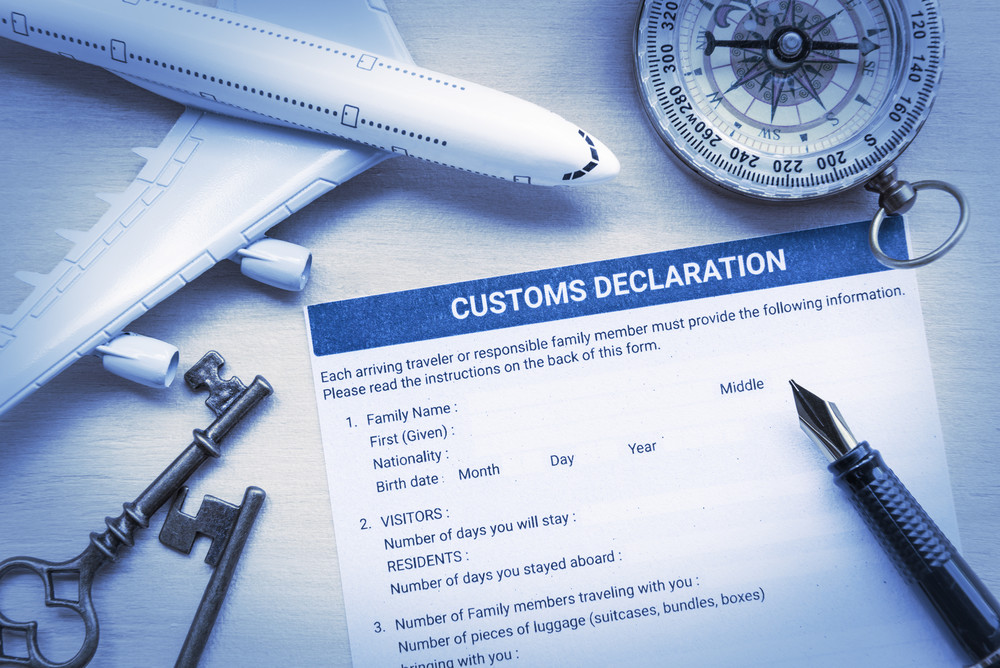Customs Clearance Declaration