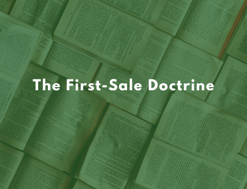 The First-Sale Doctrine