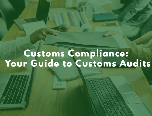 Customs Compliance: Your Guide to Customs Audits