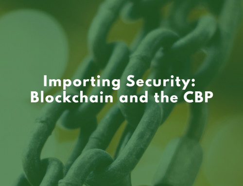 Importing Security: Blockchain and the CBP