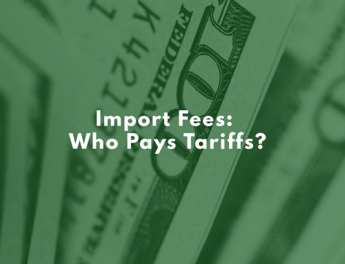 Import Fees: Who Pays Tariffs?