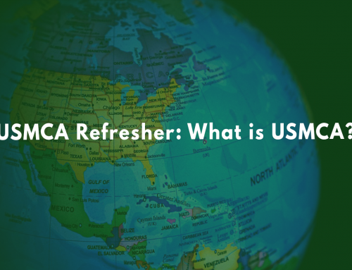 USMCA Refresher: What is USMCA?