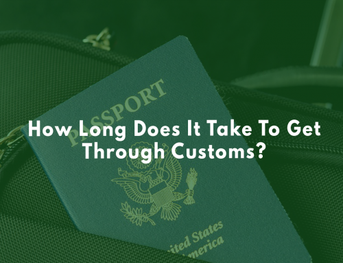 How Long Does It Take To Get Through Customs?