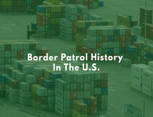 Border Patrol History In The U.S.