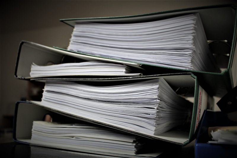 customs compliance documents