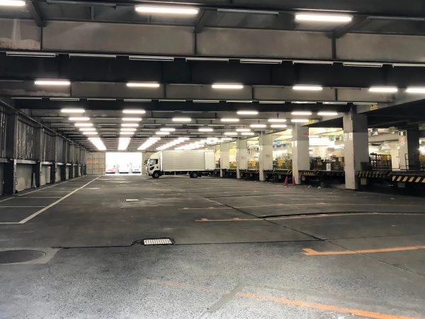 foreign trade zone storage